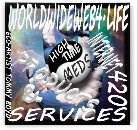 WORLDWIDEWEBPROFILEPIC by KING THOMAS MIGUEL BOYD