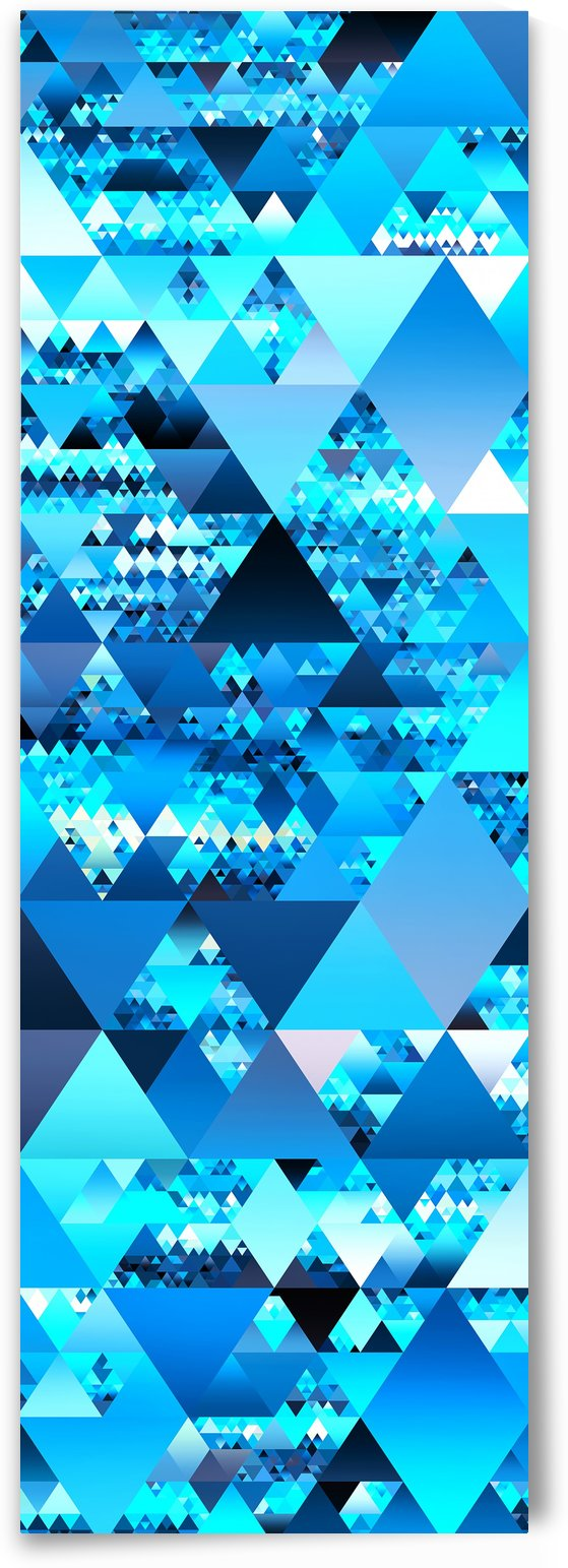 Abstract Design II   Panoramic by Art Design Works