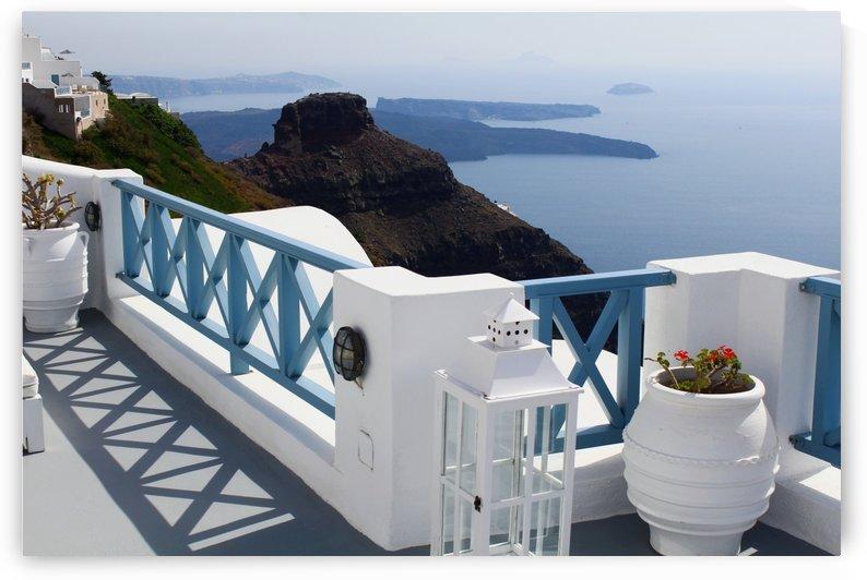 Landscape - romantic Santorini by Bentivoglio Photography
