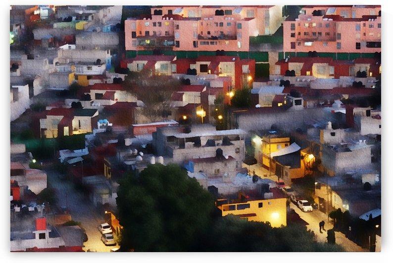 Town rendering by PedroVit