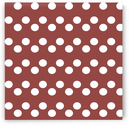 Chili Oil Polka Dots by rizu_designs