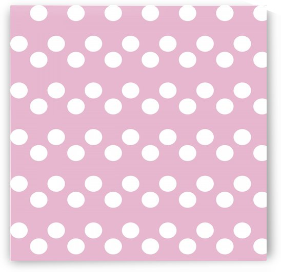 Sweet Lilac Polka Dots by rizu_designs