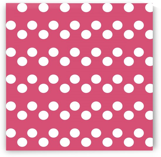 Sweet Pink Polka Dots by rizu_designs