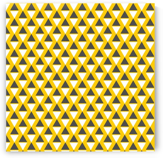 Yellow   pyramid by rizu_designs