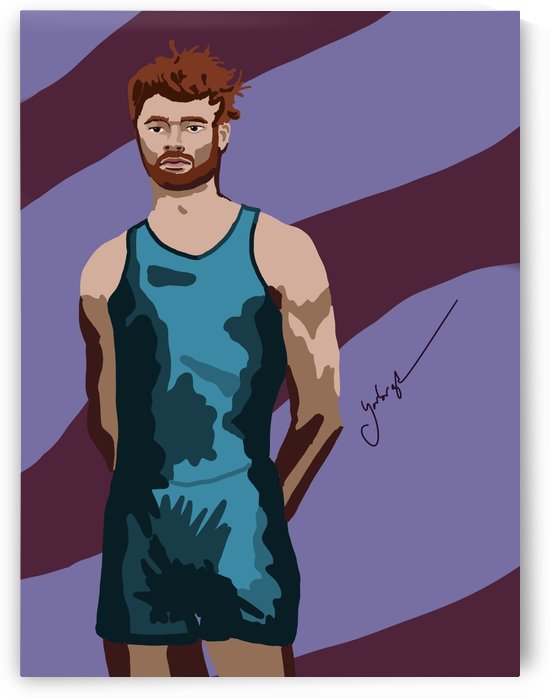 Gym Clothes by Eric Yarbrough