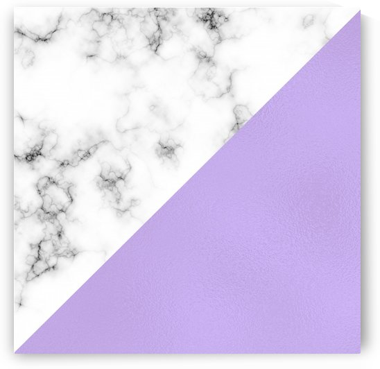 ABSTRACT MODERN PURPLE GLASS MARBLE by rizu_designs