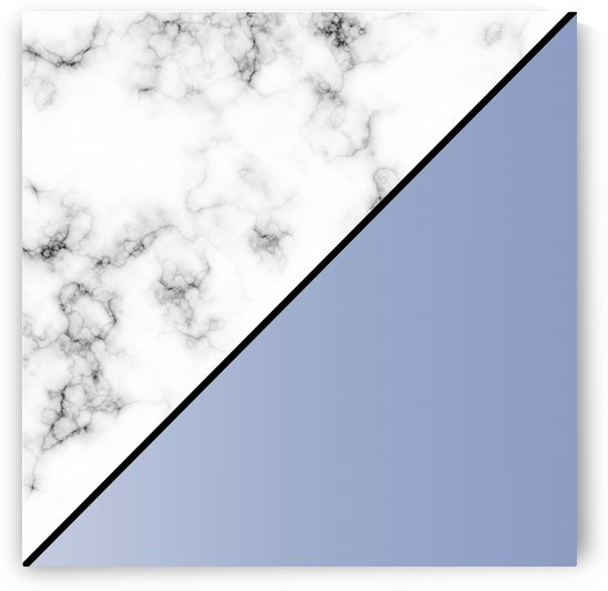 ABSTRACT MODERN LAVENDER MARBLE by rizu_designs