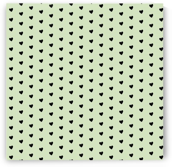 Mist Heart Shape Pattern by rizu_designs