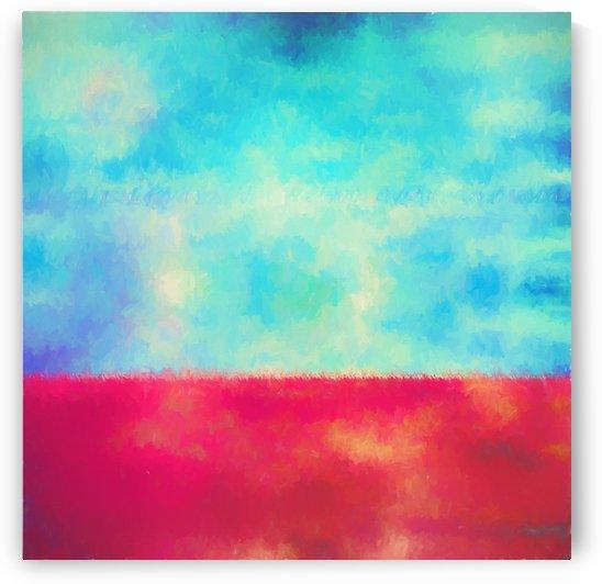 Red Horizon by Jon Woodhams
