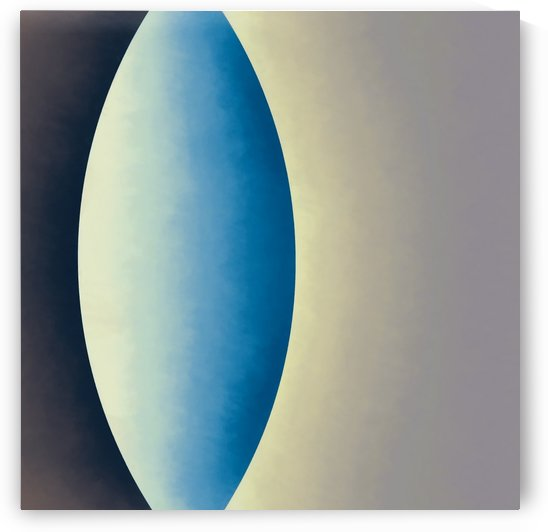 Blue Moon by Jon Woodhams