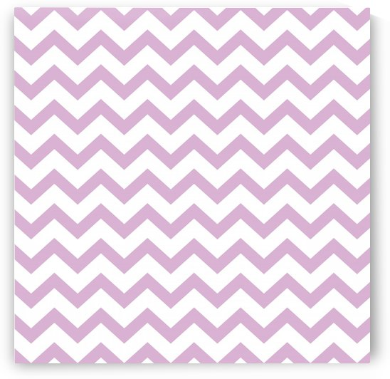 ORCHID CHEVRON by rizu_designs