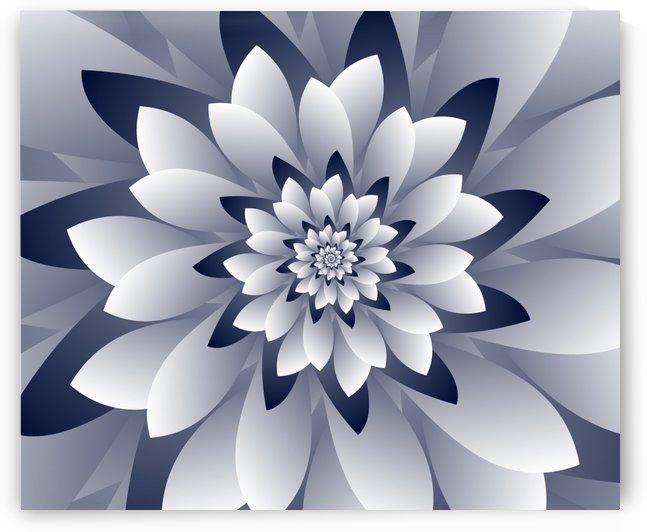 white floral by rizu_designs