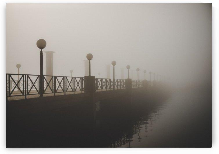 Bridge of shadows by Conny Palmkvist