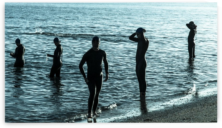 SWIMMERS by ANDREW LEVER GALLERY