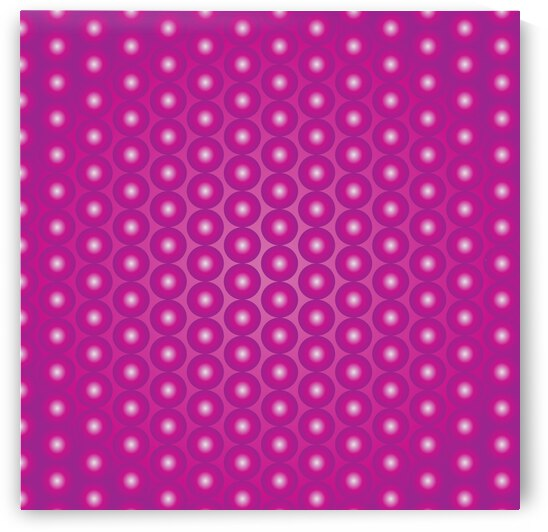 Magenta Pearl Pattern by rizu_designs