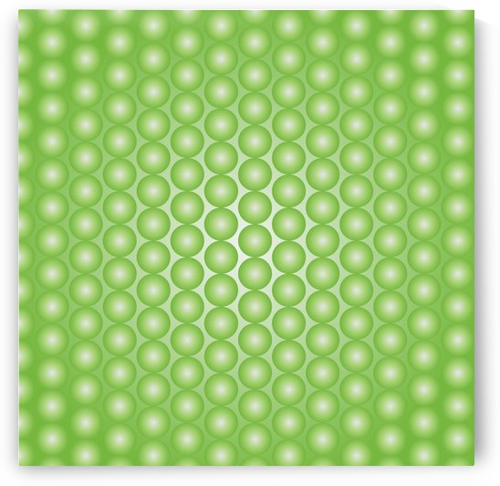 Yellow Green Pearl Pattern by rizu_designs