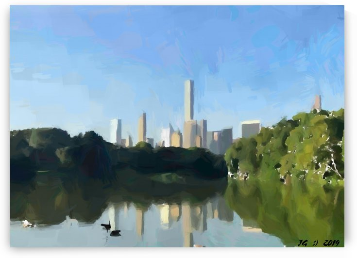 NY_CENTRAL PARK_View 026 by Watch & enjoy-JG