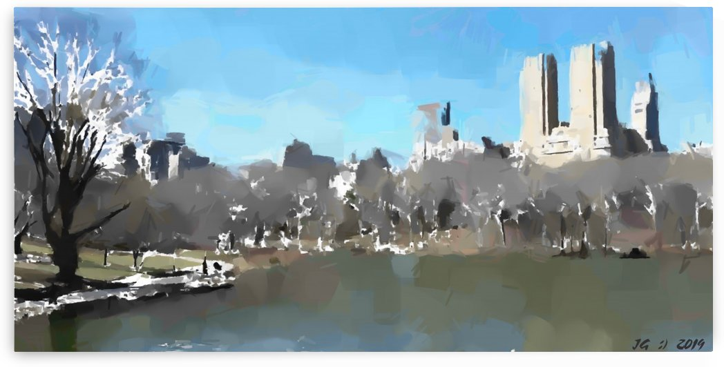 NY_CENTRAL PARK_View 032 by Watch & enjoy-JG