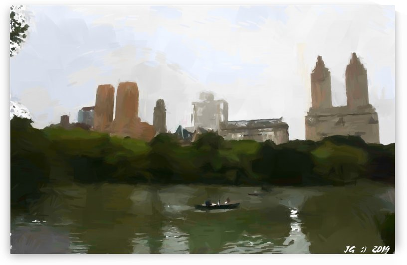 NY_CENTRAL PARK_View 051 by Watch & enjoy-JG