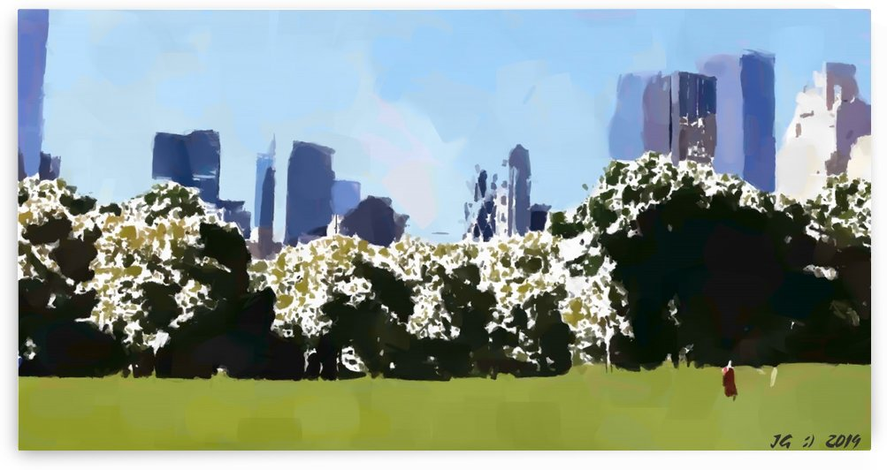 NY_CENTRAL PARK_View 062 by Watch & enjoy-JG