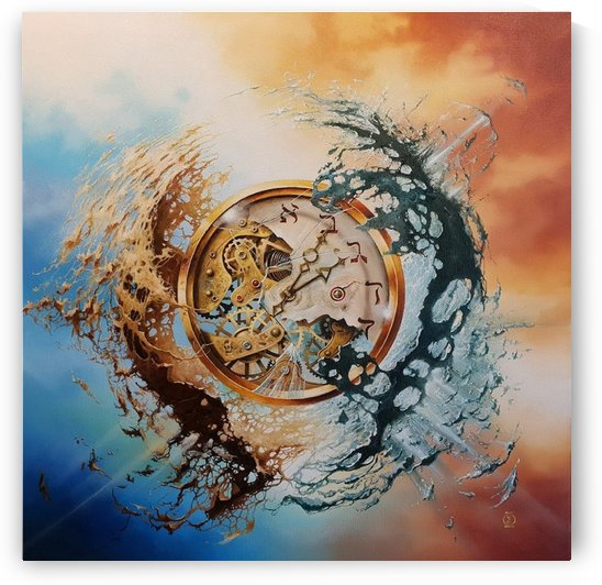 END OF TIME  by Robert Zietara