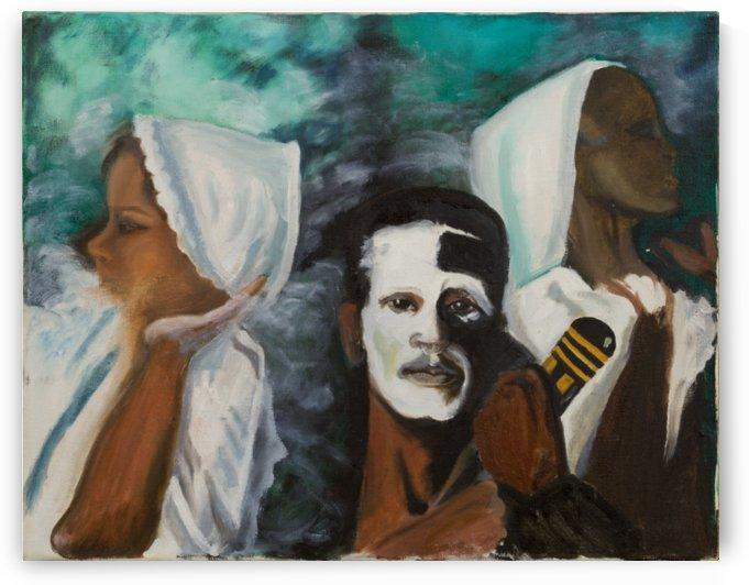 Voodoo - from a Haitian artist by Ellen Steele