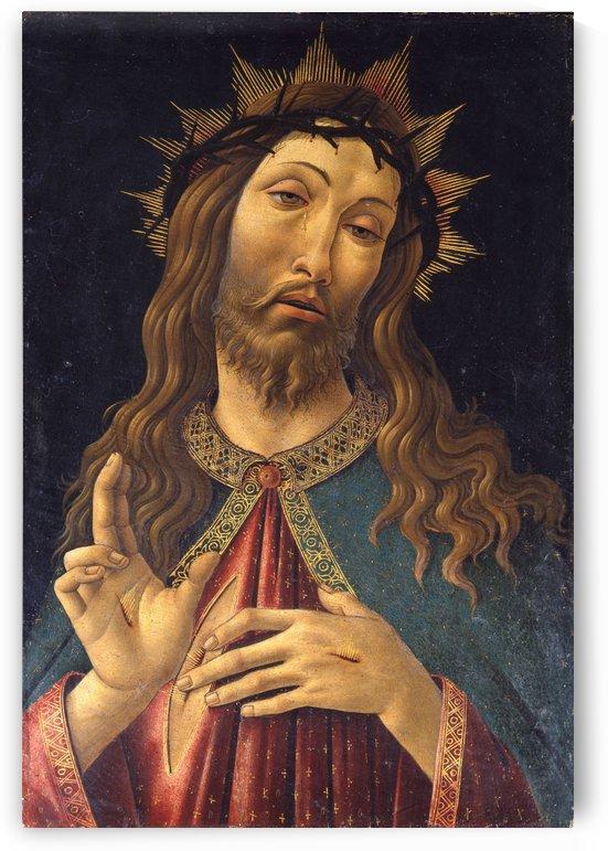 Christ Crowned by Maestro_Joe