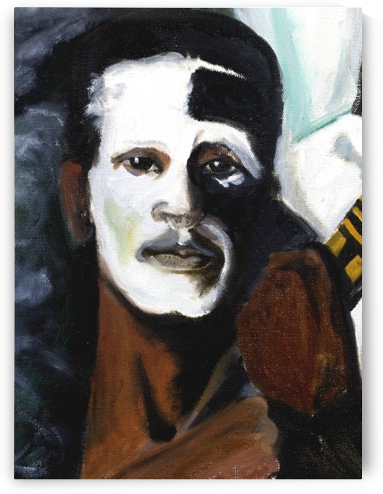 Voodoo Man by Ellen Steele