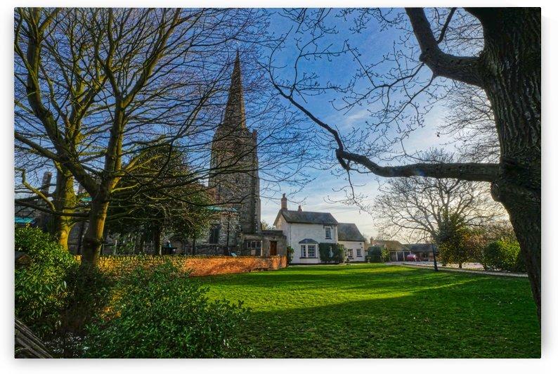 Church house by Andy Jamieson