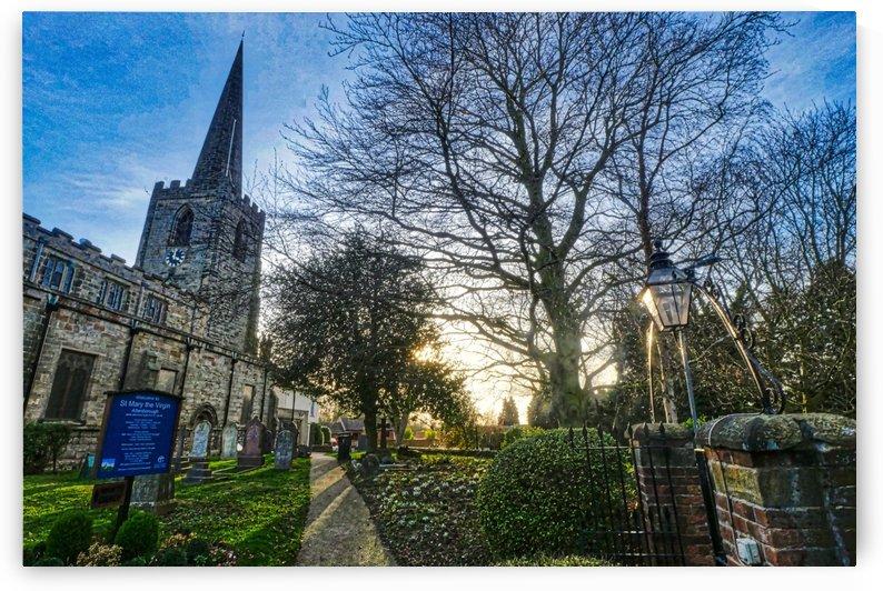 Churchyard by Andy Jamieson