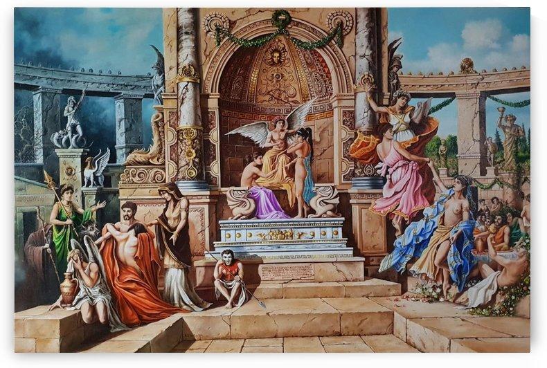 THE JUDGEMENT DAY OF APOLLO  by Robert Zietara