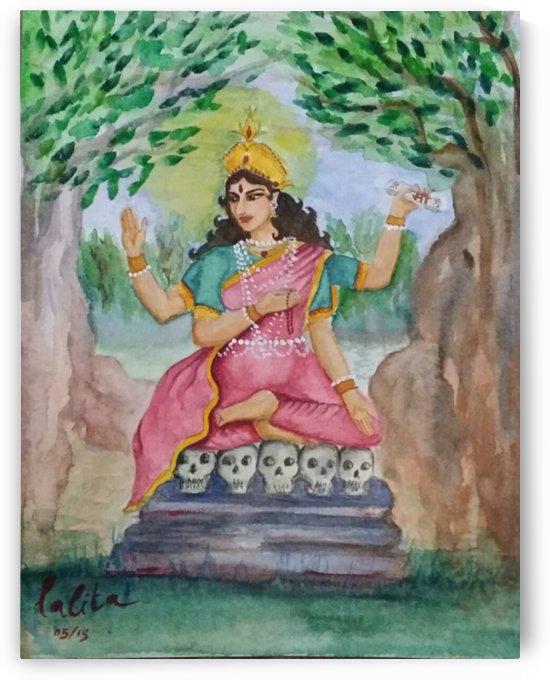Godesse Bhairavi by lalitavv