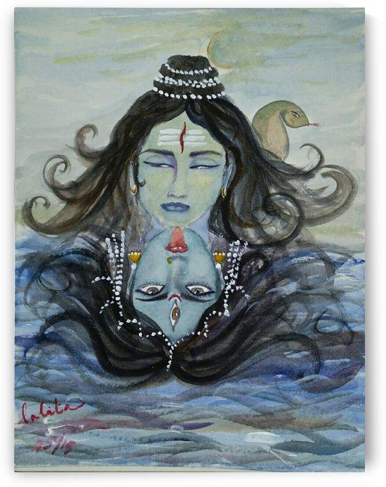 Shiva shakthi  by lalitavv