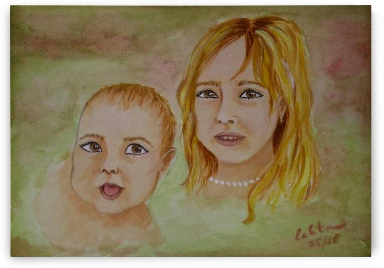 Portraits d'enfants by lalitavv