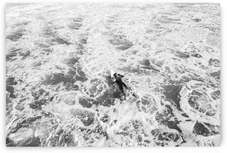 IN THE SURF by ANDREW LEVER GALLERY