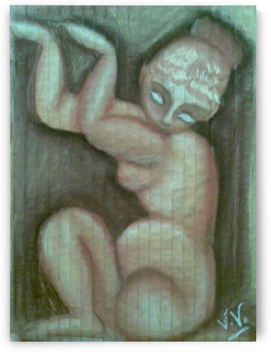Inspiration Modigliani  by lalitavv