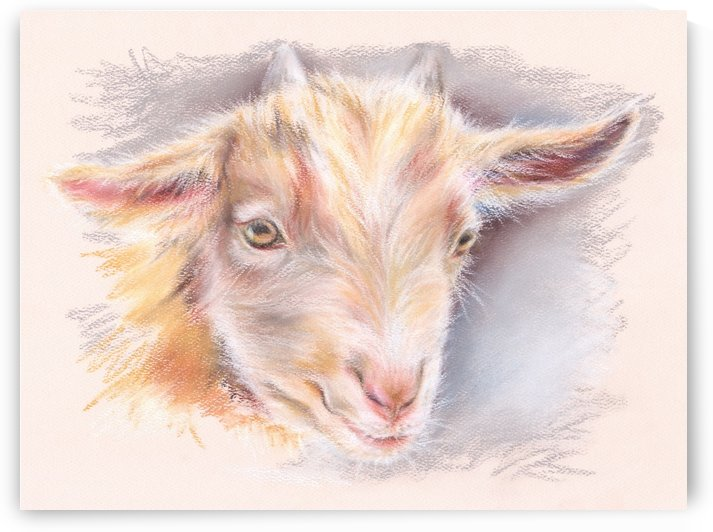Happy Little Goat by MM Anderson