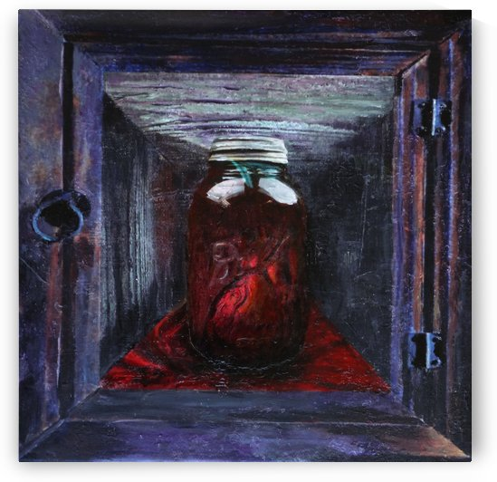 My Heart in a Jar by Chris Rutledge