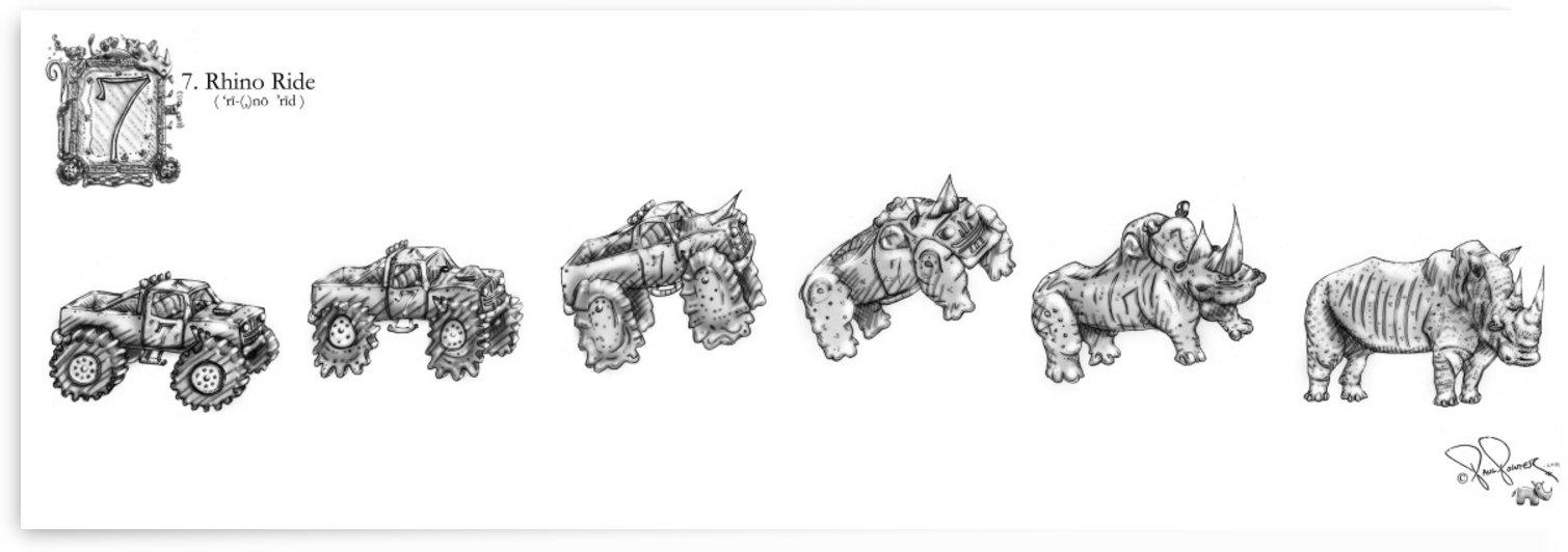 7 Rhino Ride by P2