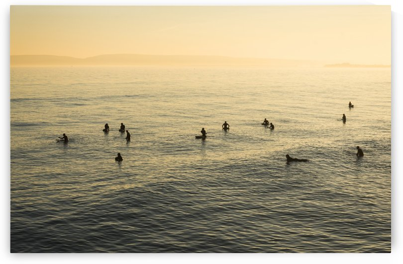 SUNSET SURFERS by ANDREW LEVER GALLERY