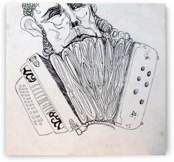 COSTUMBRIST TANGO by Lazaro Hurtado
