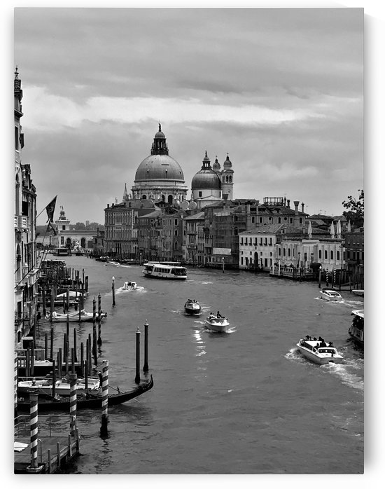 Venice by Frederick Missel