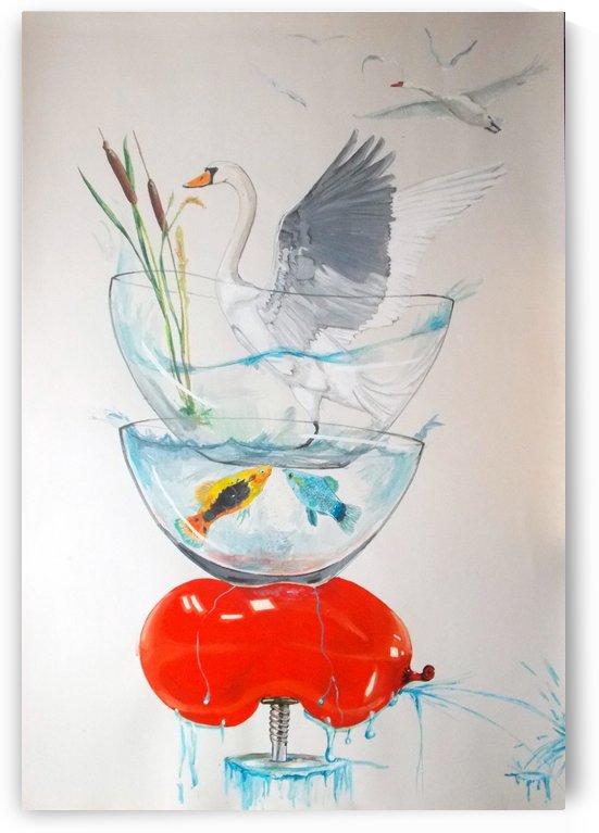 Equilibrium by Lazaro Hurtado