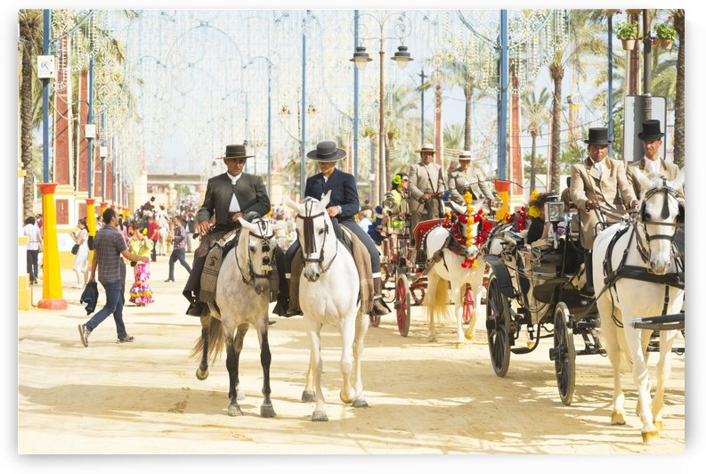 JEREZ HORSE FETIVAL by ANDREW LEVER GALLERY