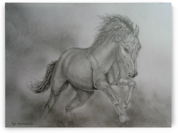 Spirit Of Freedom by Faye Anastasopoulou