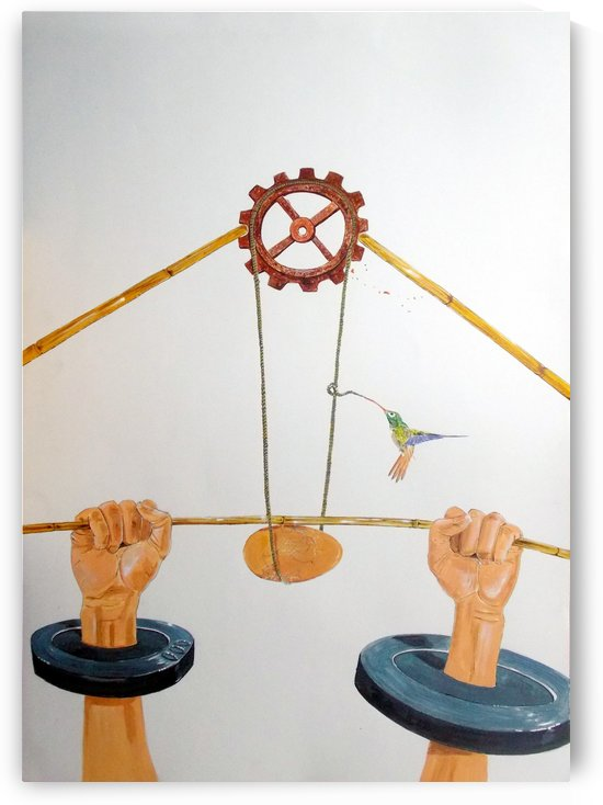 The vulnerable part of mechanisms by Lazaro Hurtado
