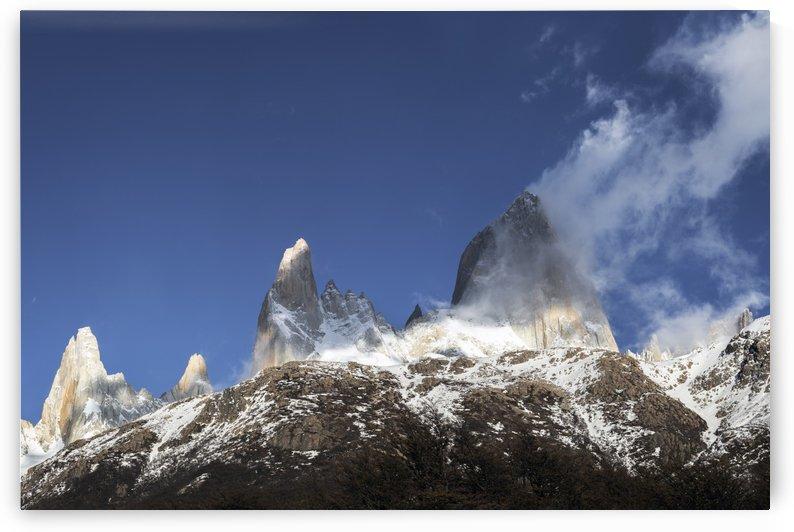 Fitz Roy peak by Klaus Balzano