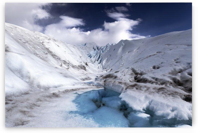 Blue Lagoon Ice by Klaus Balzano