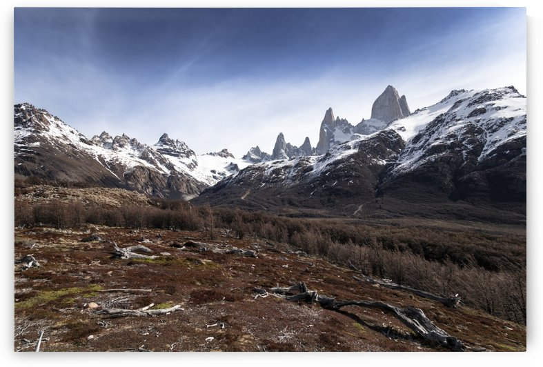 Landscapes from Patagonia by Klaus Balzano
