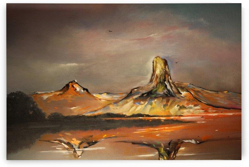 Split Mesa by Luis Toro